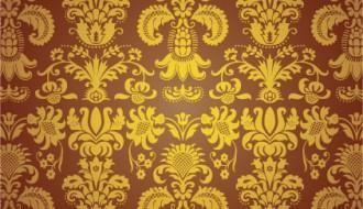 sfondo damascato – damask background_1