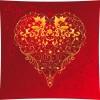 cuore decorato – decorative heart