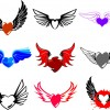 cuori con ali – winged hearts_1