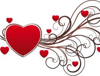 cuori con spirali – swirly hearts