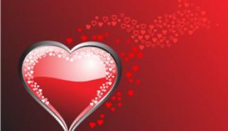 cuori e cuoricini – hearts and little hearts