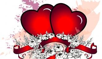 cuori e rose – hearts and roses