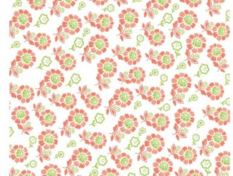 pattern floreale – floral pattern