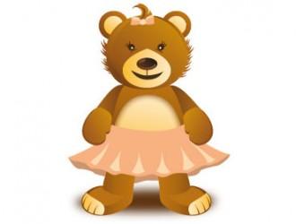orsetta – female teddy