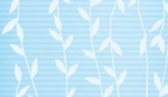 pattern con foglie – leaves pattern
