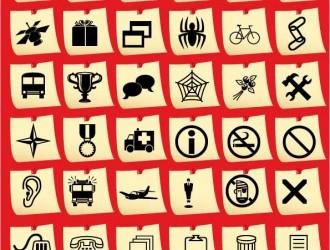 set di icone – icon set