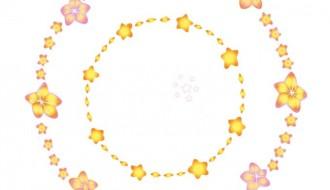 cerchi di fiori – floral circles