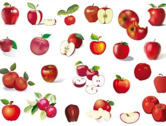 mele rosse – red apples
