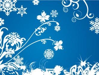 sfondo invernale – winter background