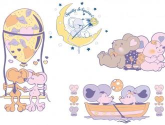 topi innamorati – mice in love