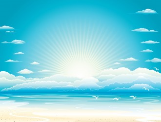 Cielo e mare – Sky and sea