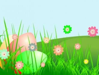 Pasqua – Easter landscape