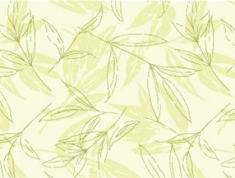 pattern con foglie – leaves