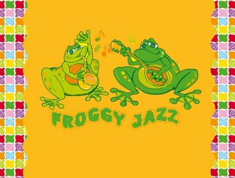 rane musiciste – jazz frogs