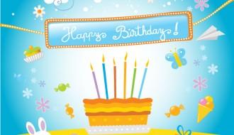 buon compleanno – happy birthday