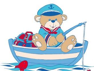 orso marinaio – sailor bear