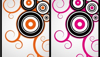 cerchi e spirali – circles and swirly