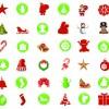 icone natalizie – Christmas icons