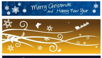 banner natalizi – christmas banner