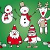 personaggi natalizi – Christmas characters