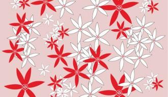 sfondo floreale – floral background_4