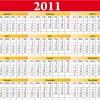 calendario 2011 – calendar 2011