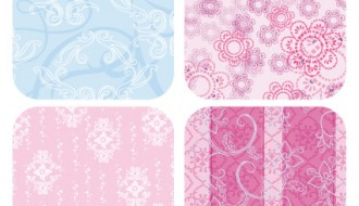 sfondi ornamentali – ornament backgrounds