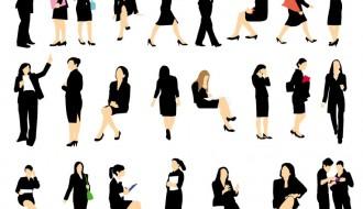 donne manager – businesswomen