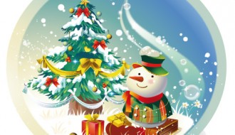 sfera natalizia – Christmas sphere