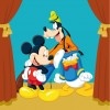 Topolino, Paperino, Pippo – Mickey Mouse, Donald Duck, Goofy