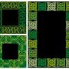 cornici geometriche – geometric frame