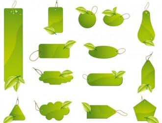etichette verdi – green labels