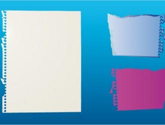 fogli di carta – paper sheets
