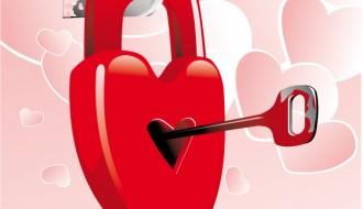 lucchetto a cuore – heart padlock
