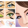 trucco occhi – eyes make-up