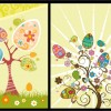 alberi di Pasqua – Easter Trees
