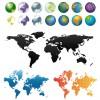globo e planisferi – globes and maps