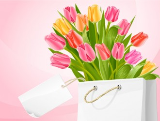mazzo di tulipani – bouquet of tulips