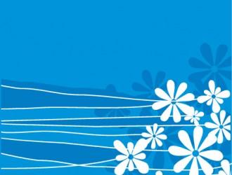 sfondo floreale – floral background_6