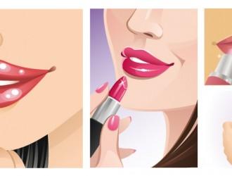 trucco labbra – make-up lips