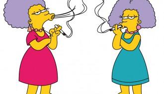 Patty Bouvier, Selma Bouvier