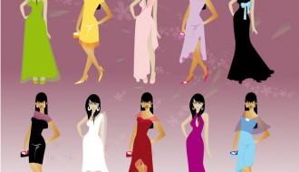 donne eleganti – elegant women