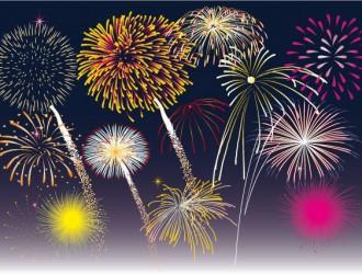 fuochi d'artificio – fireworks