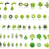 icone ecologiche – green ecology icons_1