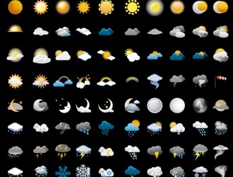 meteo – weather icon