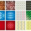 pattern con spirali – swirly pattern_2