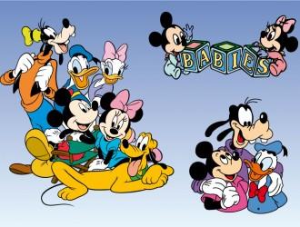 personaggi Disney – Disney characters_1