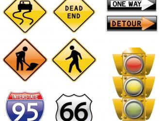 segnali stradali inglesi – english road signs