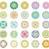 decorazioni rotonde – round decorations