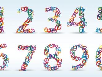 numeri – numbers
